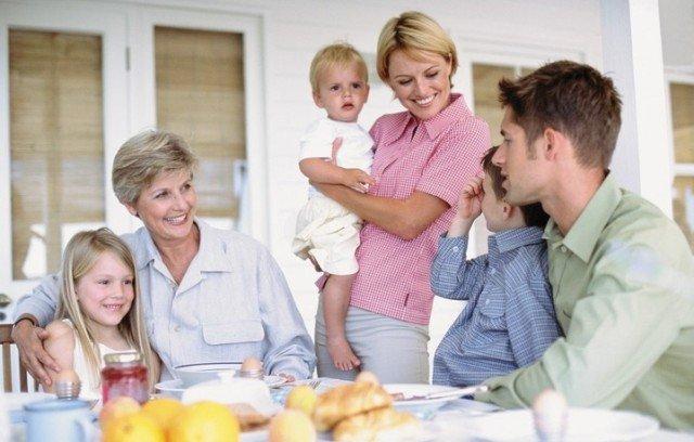 Каким семьям поможет государство