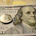 Курс доллара на 08.09.2016 г. падает, евро растет
