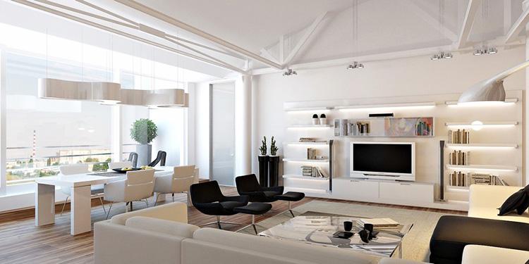 Однокомнатная квартира или студия