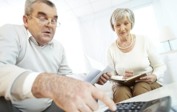 Оформление кредита наличными пенсионерам онлайн