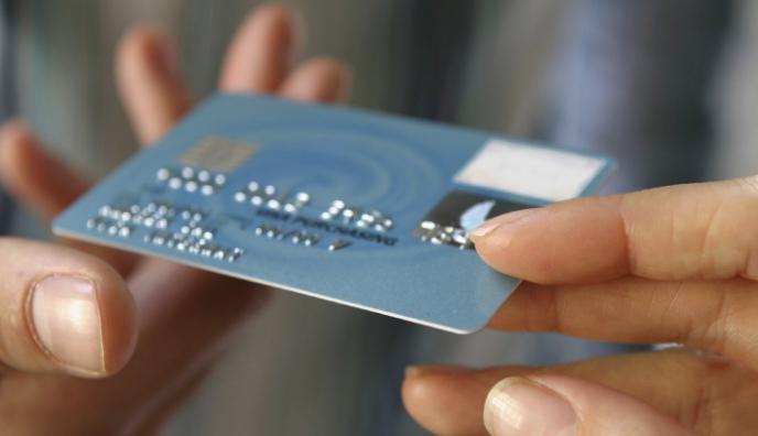 Получение кредитной карты курьером