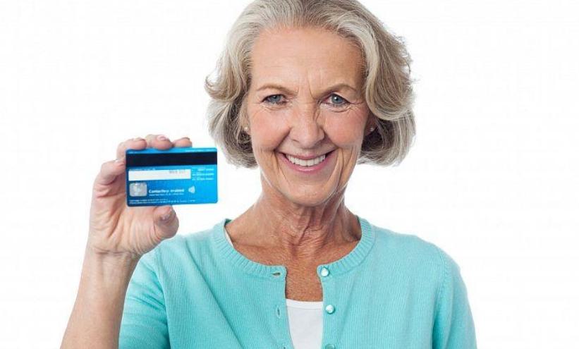 Получение кредитной карты пенсионерами