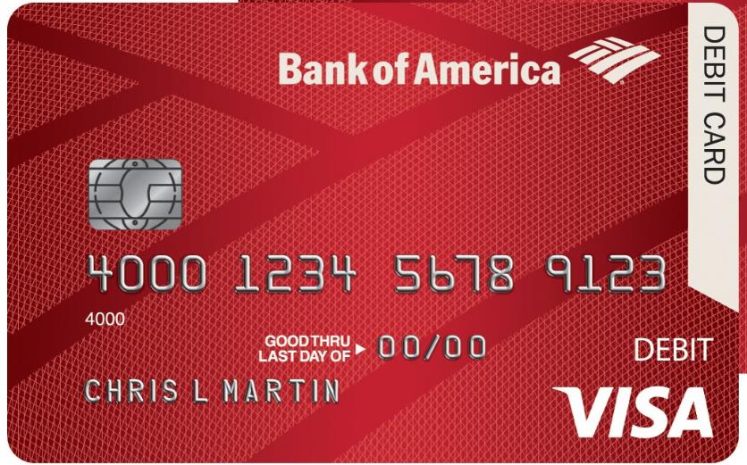 Американские кредитные карты Visa