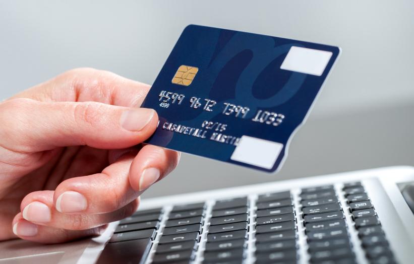 Дебетовая кредитная карта онлайн