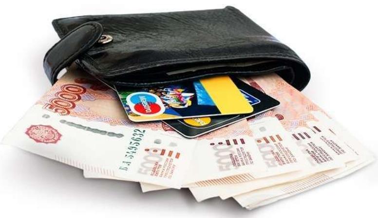 Кредитка на 100000 рублей