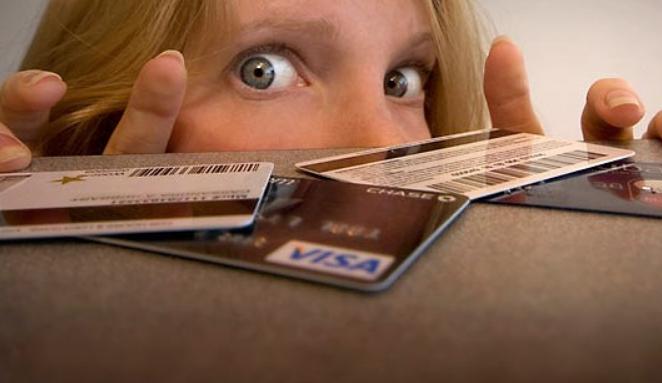 Кредитная карта с нулевым лимитом