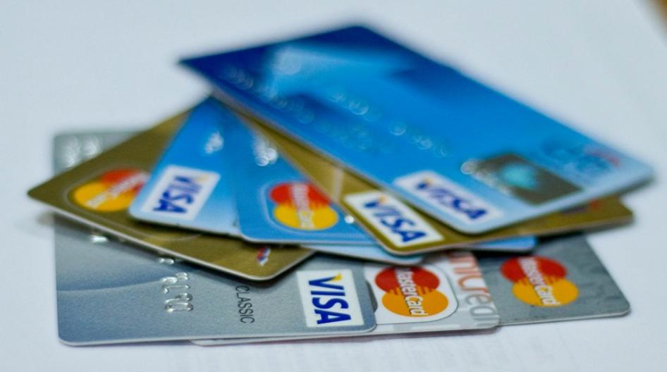 Кредитная карта с просроченной задолженностью