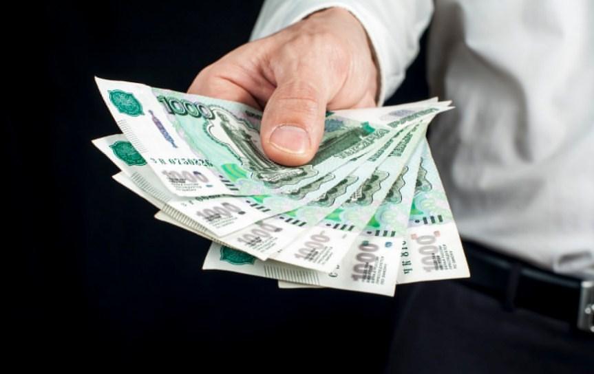 Получение денег в кредит